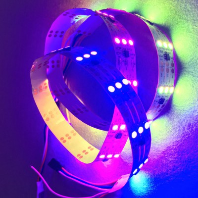 2811IC90灯一米幻彩LED灯条灯带太原大同厂家批发