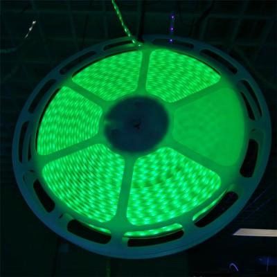 定制24v5050 60灯RGB七彩LED灯条20m厂家批发