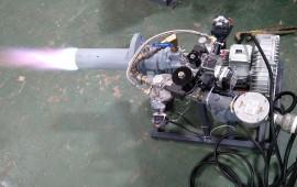 熔铝炉烧嘴-坩埚炉燃烧系统-精燃机电