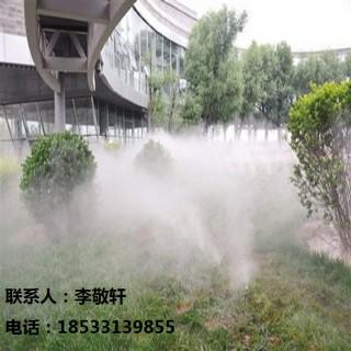 河南冷雾机适用的领域都有那些
