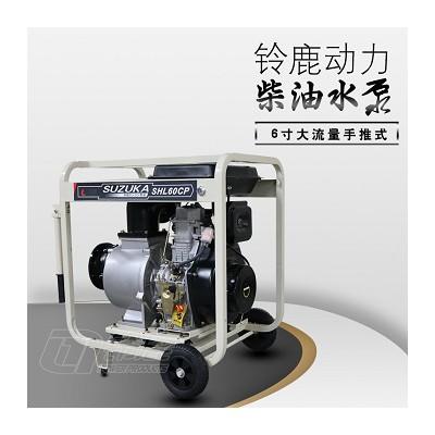 园林管理用轻便型柴油机水泵