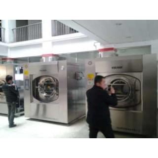 邯郸哪有卖二手鸿尔100公斤洗脱机转让各种二手大型洗涤设备