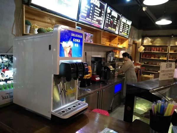 酒店餐厅可乐机果汁机娄底可乐饮料机