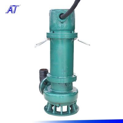 矿用隔爆型排污排沙潜水泵节能安全防爆