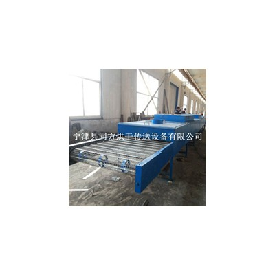 厂家定制工业金属烘干机小型网带干燥设备