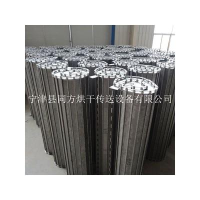 同方生产加工不锈钢链板耐高温工业传动链板