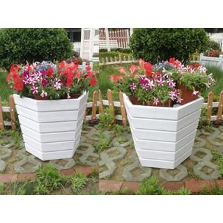 安阳公园花盆花箱,安阳塑木公园花盆价格,安阳公园花箱厂家