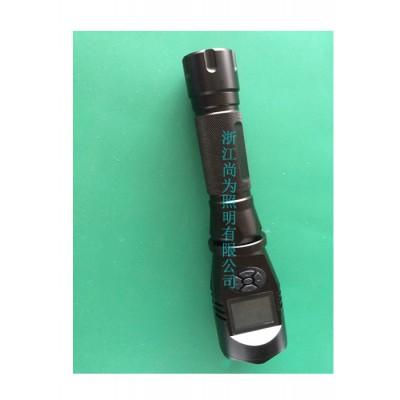 SZSW2850智能摄像电筒64G_尚为厂家
