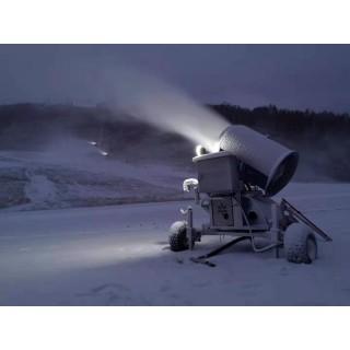 雪地环保造雪设备 便捷易操作人工造雪机