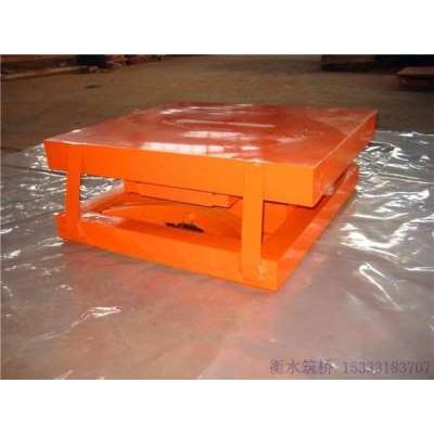 筑桥 球铰支座  钢结构成品支座厂家 质量材质上乘
