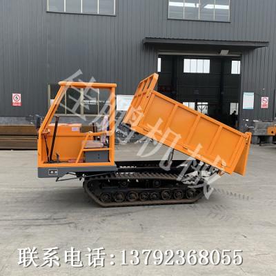 JP-4型农村用履带式运输车 工程四不像专用货运车
