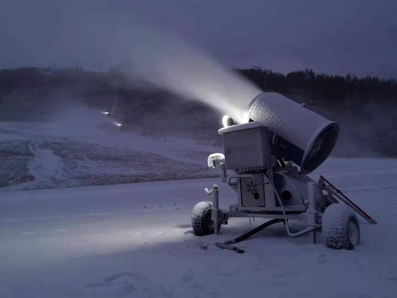 人工造雪机的适用范围 零度耐用诺泰克造雪机厂家