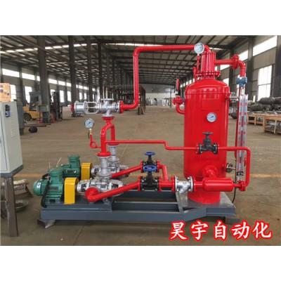 锅炉蒸汽冷凝水回收装置打响企业节能减排