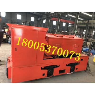 厂家销售CJY3/6架线式电机车 矿用3吨电机车规格