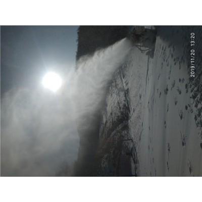 安阳滑雪场零度气温造雪设备 人工造雪机厂家现货供应