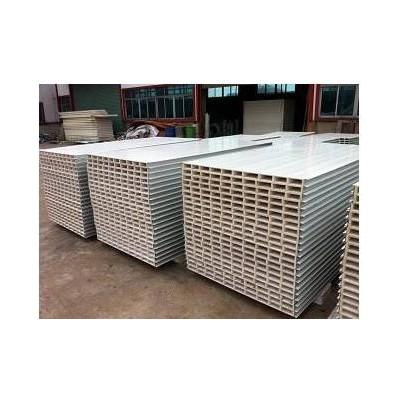 中空玻镁净化彩钢板(A级防火板)
