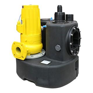 泽德kompaktboy SE系列单泵切割型污水提升装置