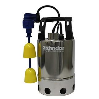 泽德不锈钢污水提升泵E-ZE50-80