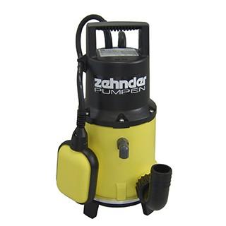 进口泽德便携式污水提升泵SWP系列