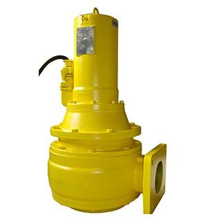 泽德进口潜污泵ZF 80 Ex 系列污水提升泵