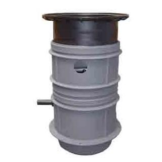 泽德单泵系统的FPS Basis系列预制泵站