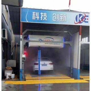 全自动洗车机供应厂家 全包围无接触洗车机价格 配置 特点