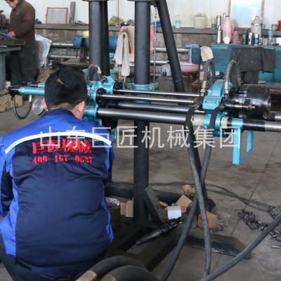 华夏巨匠 探矿设备 全液压金属矿山钻机钢索取芯钻机