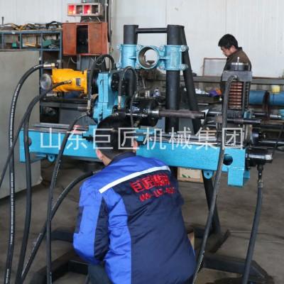 华夏巨匠液压型 矿山探矿钻机 坑道多角度取芯钻机