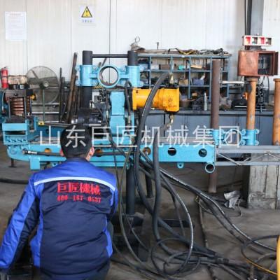 华夏巨匠300米矿山探矿机 金属矿取样勘探坑道取芯设备