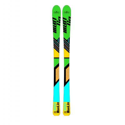 初级滑板配置结构  曼琳滑雪板厂家技术参数