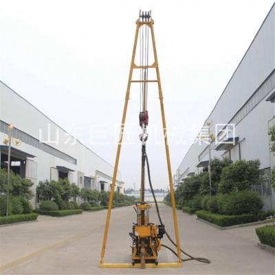 地质勘探设备 液压式岩芯取样钻机山东巨匠厂家直销