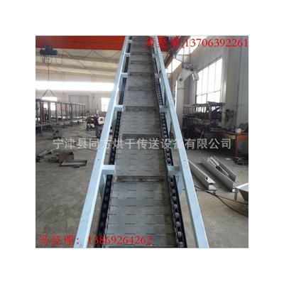 山东厂家定制提升机输送机刮板输送机