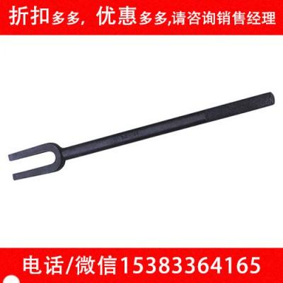 汽保工具插式横拉杆球头拔卸器热处理钢制成能承受高强度的使用