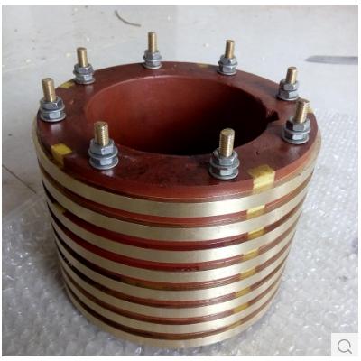 8路电机集电环  8路电机滑环  集电环厂家