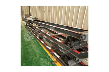 QZCL-240矿用常闭式气动挡车梯,气动吊梁