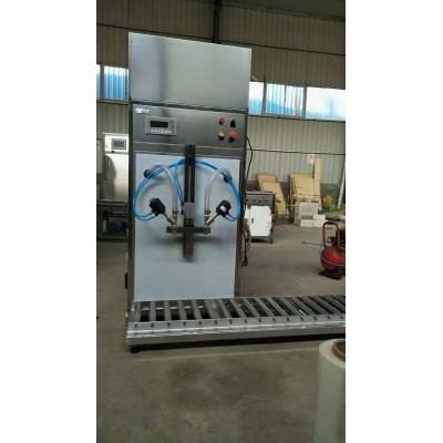 郑州酒精灌装机 润滑油灌装机 半自动灌装机