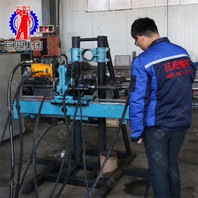全液压探矿设备 模块式探矿取芯钻机山东巨匠KY-300型厂家