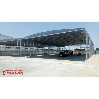 吴中移动棚怎么做便宜 苏州鸿禧大型移动伸缩雨篷 使用评价