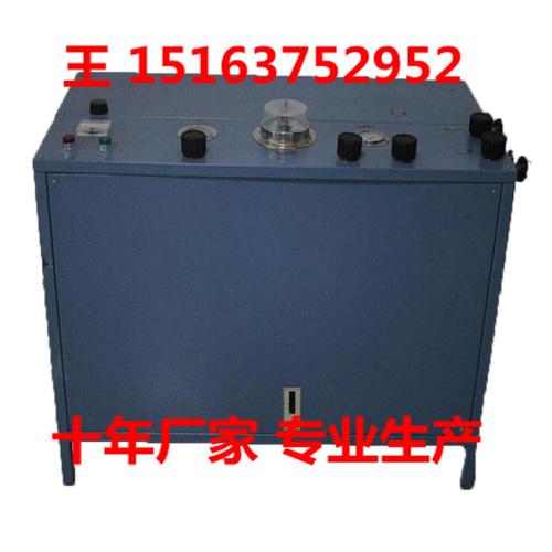 氧气充填泵 YQB-30小型高压氧气瓶充填氧气泵 原厂直销