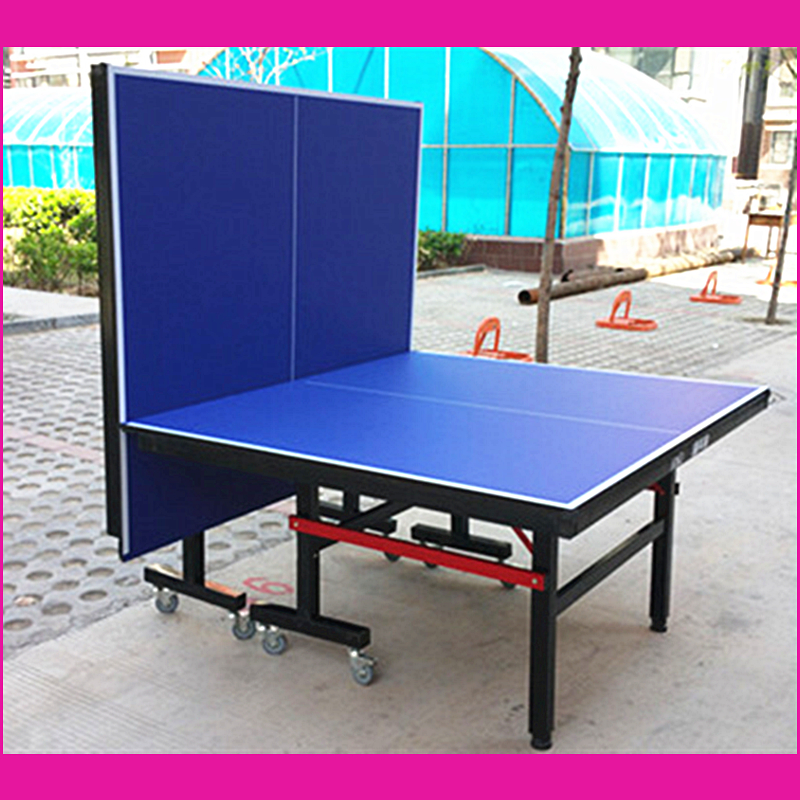 乒乓球台_东莞201乒乓球台折叠式室内乒乓球桌