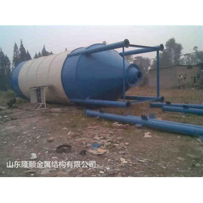 广西隆顺金属结构水泥罐厂家 报价性价比最高
