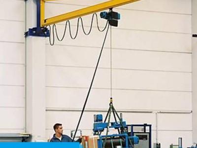 杭州电动墙壁式起重机,墙壁式悬臂吊设备厂家