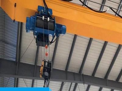 杭州智能单梁起重机无人操作,电动单梁桥式起重机