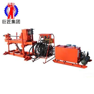 巨匠集团200米坑道液压钻机煤矿探瓦斯探水钻机