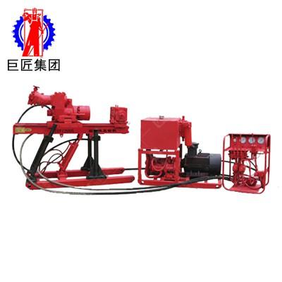 巨匠集团200米煤矿液压钻机买双泵全液压坑道钻机