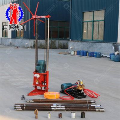 直售便携式地质勘探设备 QZ-2D电机取芯钻机华夏巨匠