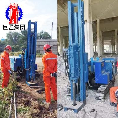 巨匠供应20米取土钻机 QTZD-20型液压直推式土壤采样