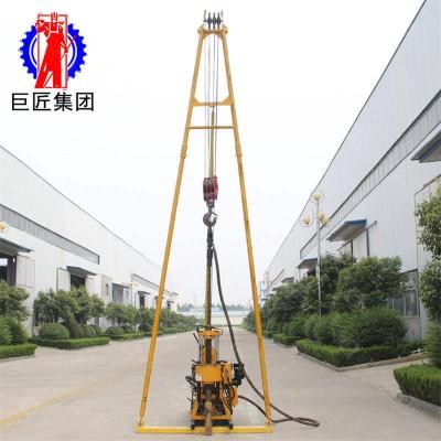 200米工程勘探钻机 岩芯取样设备巨匠集团钻孔取芯设备厂家