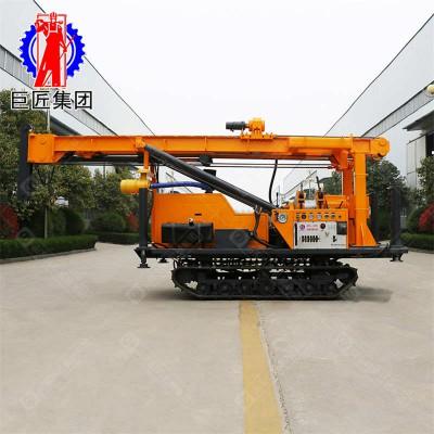 华夏巨匠供应气动JDL-300型水井钻机 民用打井机