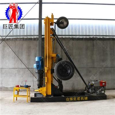 供应巨匠集团气动打井机 KQZ-200D型民用水井钻机